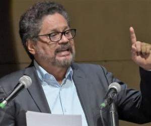 El exlíder de las Farc, Iván Márquez, criticó a Colombia por tema Venezuela.