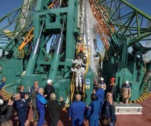 La falla se produjo tras despegar rumbo a la Estación Espacial Internacional (EEI).