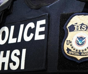 Según explicó el ICE, Valle Anaya fue arrestado por violaciones de inmigración.