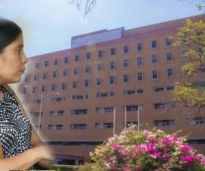Yuliana Sanguino, madre del pequeño Alberto Cardona, afronta un nuevo drama al tener a su hijo mayor internado en el Hospital Fernando Troconis.