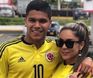 Yaneth y ´El Cucho´ Hernandez