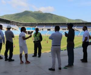 Organismos de seguridad y Alcaldía Distrital estipularon medidas para los cuadrangulares finales.