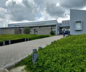 El campo experimental Palmar de La Sierra está ubicado en el municipio de Zona Bananera.