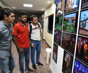 La obra del fotógrafo y estudiante de Antropología de la Institución Benjamín Pacheco López continuará durante el mes de octubre expuesta a través de tres plataformas móviles.