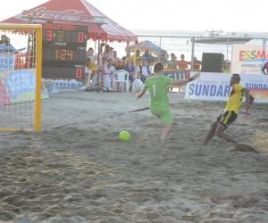 Brasil, llega invicta a la final, tras vencer en ambas categorías a Venezuela en la jornada matinal de la tercera fecha y sumar 18 puntos.