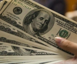 El dólar alcanzó uno de los precios más altos en los últimos meses.