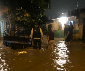 6 barrios se encuentran en estado crítico.
