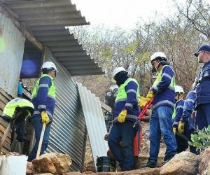 La Policía Metropolitana continuará con las demoliciones de 'ollas' del microtráfico
