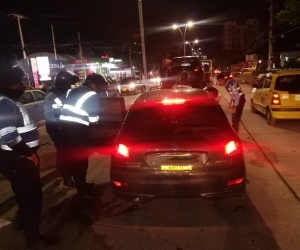 La Alcaldía reportó haber impuesto comparendo a 9 conductores por uso de inDriver.