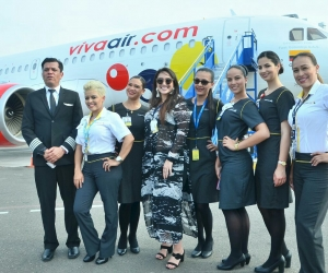 Santa Marta es la tercera base de operaciones de Viva Air en el país.