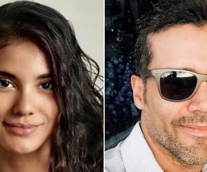 Eileen Moreno y Alejandro García.