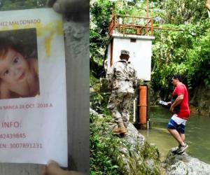 Alí David Sánchez está desaparecido desde el domingo 28 de octubre.
