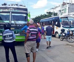 Secretaría de Movilidad desarrolló controles en diferentes zonas de la ciudad.