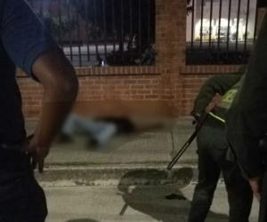 Un presunto ladrón terminó abatido por su víctima en el barrio Mamatoco.