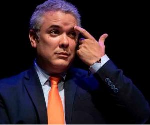 Iván Duque- Presidente de Colombia