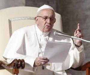 Papa Francisco habló sobre el chisme: Los católicos deben decir la verdad.