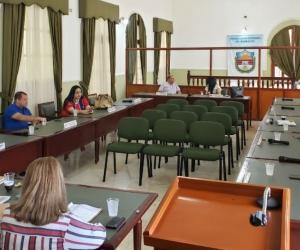Diferentes puntos trató la Asamblea en el desarrollo de una nueva sesión ordinaria.