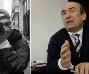 Jorge Enrique Pizano y Alejandro Pizano