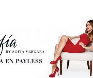 La actriz y empresaria Sofía Vergara lanza su línea de zapatos y accesorios.
