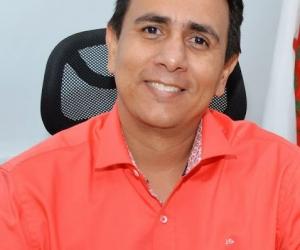 Director del Sena seccional Magdalena, Víctor Armenta Herrera.