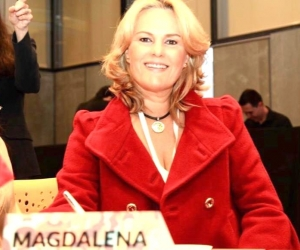 Luz María Cotes socializó con sus homólogos las acciones implementadas en el Magdalena.