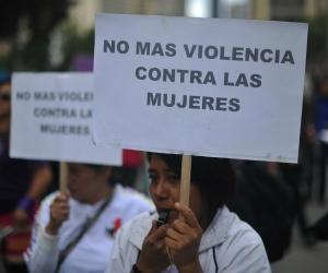 Según datos de Medicina Legal, a septiembre de este año fueron asesinadas 722 mujeres en el país.