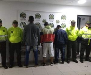 Presuntos asesinos de familia indígena en Caldas.