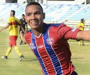 Ricardo Márquez se convirtió en la revelación y con sus goles empujó al Ciclón a la A.