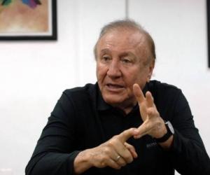 El alcalde de Bucaramanga, Rodolfo Hernández.