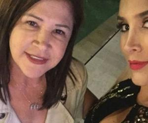Daniela Ospina y su madre Lucía Ramírez