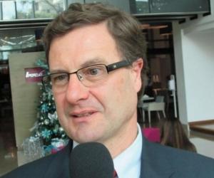 Luis Fernando Andrade, expresidente de la ANI.
