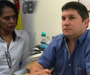 La intervención involucra a la procuradora del Magdalena y al ex jefe de control interno de la Gobernación.