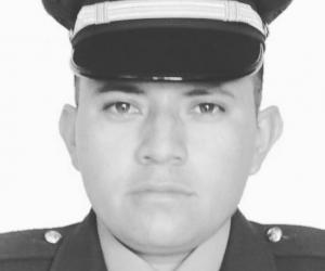 Giovanny Palomino, Subintendente fallecido.