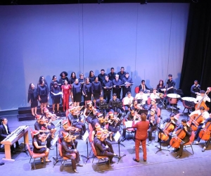 Filarmónica de Cajamag inyectó un plus a las noches de conciertos.