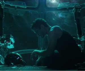 Robert Downey Jr. en su papel de Tony Stark (Iron Man)