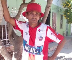 Javier Mercado, víctima del robo.
