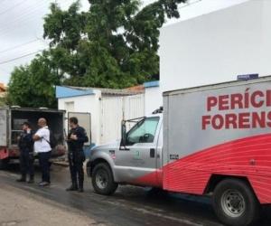 Foto tomada de Mundoemfoco que muestra la escena del crimen en Brasil.