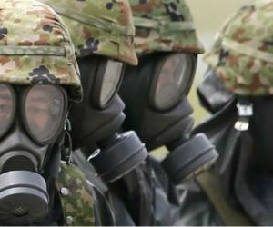 Lucha contra las armas químicas