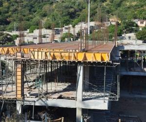 Institución Educativa Distrital  -IED- Nuevo Amanecer con Dios, ubicada en el barrio Timayüí.