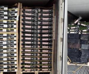 En el cargamento de aguacates venía la droga desde Turbo a Holanda.