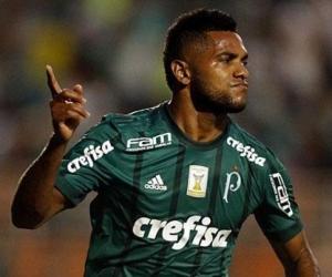 Miguel Ángel Borja sumó sus goles para llevar a Palmeiras hasta las semifinales.