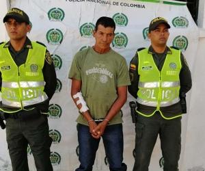 El capturado Robin Torrijos.