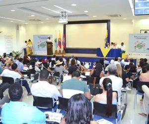 """El evento se desarrollará en el auditorio """"Rodrigo Noguera Laborde"""" de la Universidad Sergio Arboleda de Santa Marta."""
