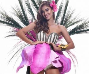 Valeria Morales, Señorita Colombia