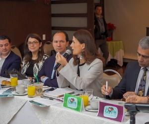 Las cifras fueron entregadas por la directora General del Icbf, Juliana Pungiluppi, durante el evento de clausura 2018 del Proyecto de Prevención del Reclutamiento, Uso y Utilización de Niños, Niñas y Adolescentes.