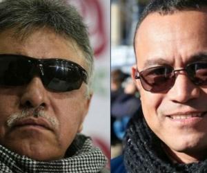 Benedicto de Jesús González (derecha) debe ser llamado en menos de 48 horas a ocupar curul de Santrich.