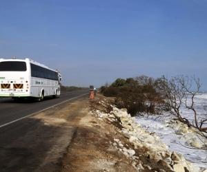 El Gobierno Nacional le apuesta al corredor vial como alternativa para minimizar el tráfico en la Ciénaga-Barranquilla y que esa sea otra zona de desarrollo en la región.