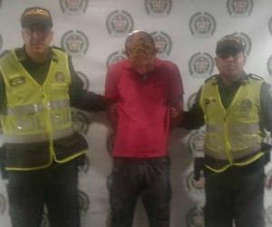 Andrés Felipe Morales Jaramillo fue señalado de haber hurtado a una mujer.