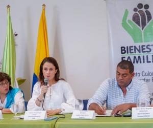 ICBF lanzó el plan de emergencia '15-15' contra la muerte por desnutrición infantil en La Guajira.