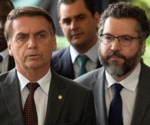 Bolsonaro y de su futuro ministro de Relaciones Exteriores, se declaran admiradores del mandatario estadounidense.